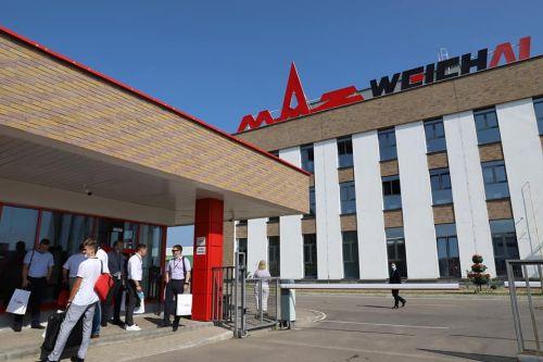 МАЗ уже активно комплектует технику двигателями и КПП совместного производства - МАЗ