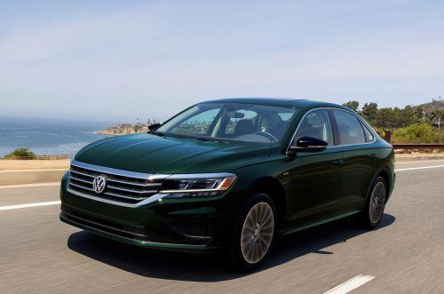 Volkswagen завершает продажи Passat на рынке США