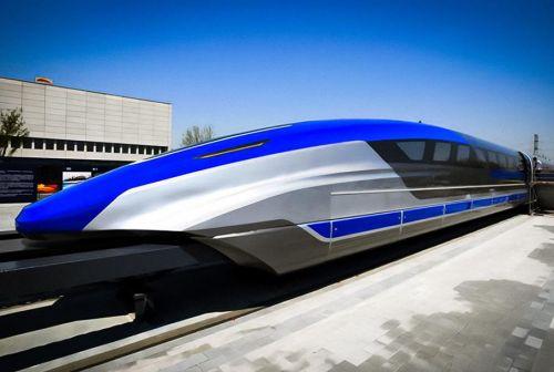 В Китае создали самый быстрый наземный транспорт, развивающий 600 км\ч - скорость