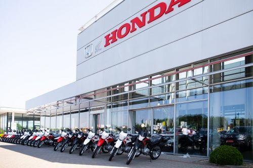 Украинские заповедники в Карпатах будут охранять на мотоциклах Honda - Honda
