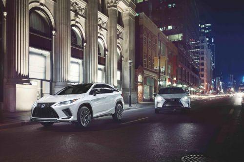 Когда появятся новые поколения Lexus RX, LX и GX - Lexus