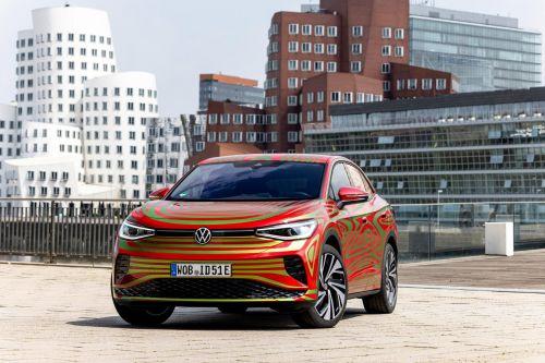 Volkswagen представит электрическое кросс-купе ID.5 GTX - Volkswagen