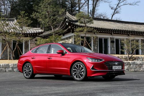 Hyundai Sonata может остаться без обновления до 2023 года - Hyundai