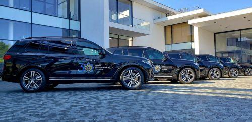 Иностранные гости торжеств по случаю 30-летия Независимости Украины будут приезжать на BMW - BMW