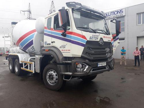 Agsolco наращивает поставки бетоносмесителей на украинский рынок - Agsolco