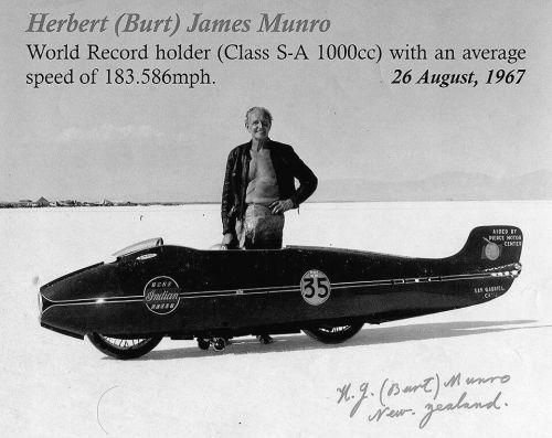 Кто такой Берт Монро и почему его рекорд не смогли побить даже сейчас