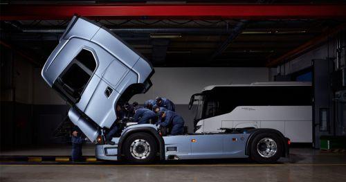 Сервисные контракты Scania становятся еще выгоднее - Scania