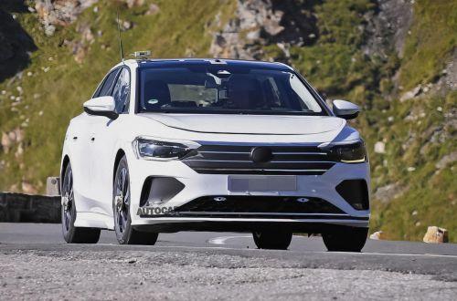 Volkswagen тестирует замену нынешнему Passat - Volkswagen