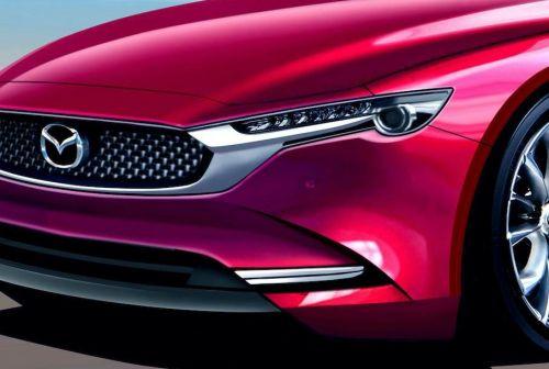 Каким будет новое поколение Mazda6
