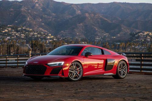 Новое поколение Audi R8 выйдет на рынок только в 2023 году