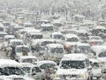 Завтра в Украине прогнозируют выпадание снега до 15 см