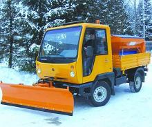В Украине готовы выпускать собственную снегоуборочную технику - Электрон