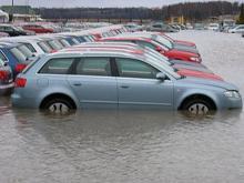Последствия апокалипсиса: В Украину «приплывут» автомобили-«утопленники»