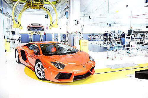 Volkswagen поступило предложение продать Lamborghini - Lamborghini