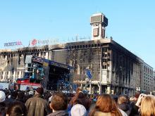 В центре Киева закрыли салон Porsche и Ferrari, но еще продают Bentley