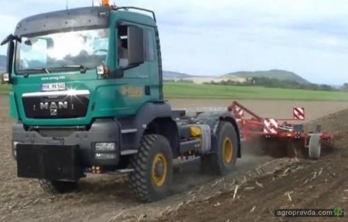 Германия будет выплачивать премии за утилизацию старых грузовиков