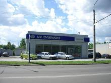В Полтаве открылся новый салон UZ–Daewoo