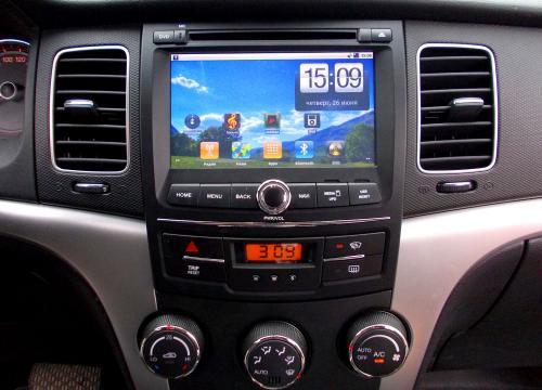 Штатная навигация в авто - необходимость или анахронизм? - навигац