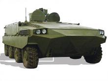 Украина может начать производство собственной колесной БМП - броне