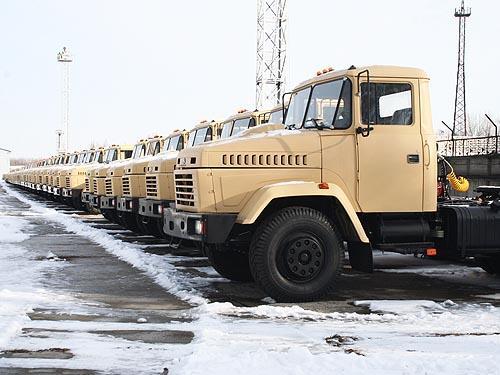 Военное ведомство США заключило трехлетний контракт с АвтоКрАЗом - АвтоКрАЗ