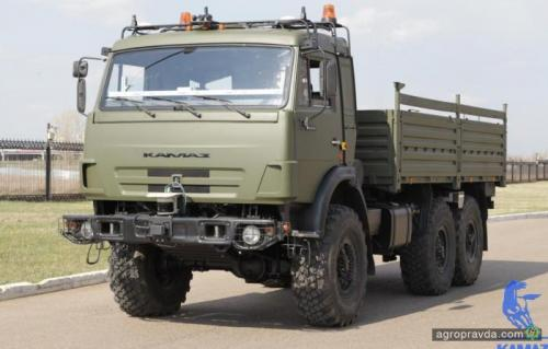 Россия выделила только на программу беспилотных КАМАЗ 10 млрд. рублей