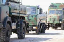 Минобороны опять закупает МАЗы для армии. Фото - МАЗ