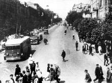 Как создавали украинский троллейбус. Фото - троллейбус