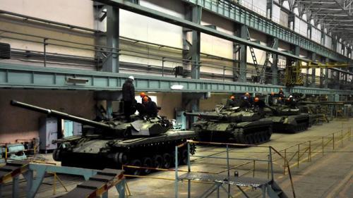 Сколько и куда Украина экспортировала танков за последние 5 лет