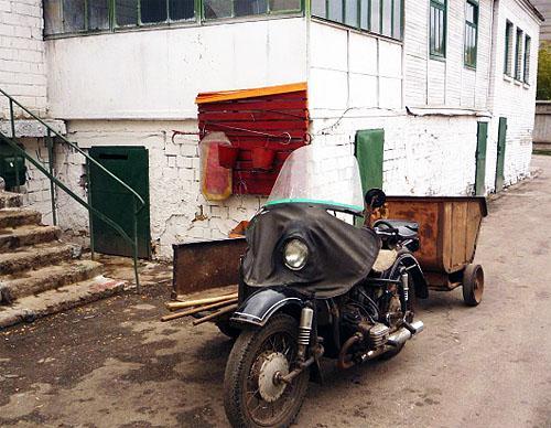 Что осталось от Киевского мотозавода. Новое видео - Киевский мотозавод