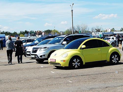 Какой бюджет тратят украинцы на покупку авто