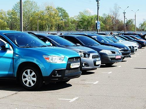 В Украине посчитали средний возраст автопарка по всем сегментам - автопарк