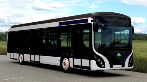"""""""Южмаш"""" подписал меморандум о производстве 5000 электробусов совместно в южнокорейской фирмой"""
