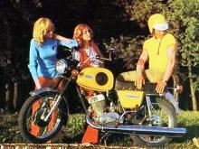 Тест на знание мотоциклов времен СССР