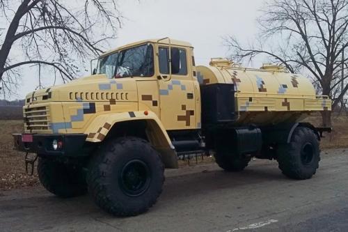 АвтоКрАЗ будет поставлять грузовики для армии США. Компания подтвердила контракт