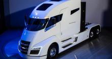 Футуристический грузовик Nikola One уже собрал заказов на $2,2 млрд. - водород