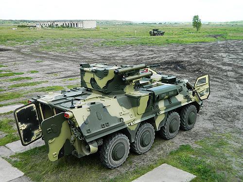 Какую новую технику будут в 2021 году закупать Сухопутные войска ВСУ