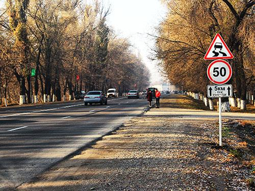 В Украине хотят лишать прав за превышение скорости