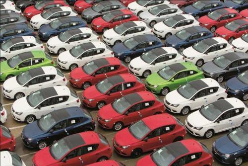 Статистика продаж автомобилей в Украине за 2017 год. Рейтинг самых популярных моделей - автопродаж
