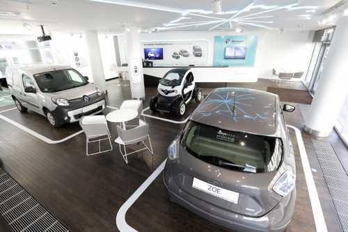 У Renault к 2030 году 90% всех авто будут электрическими