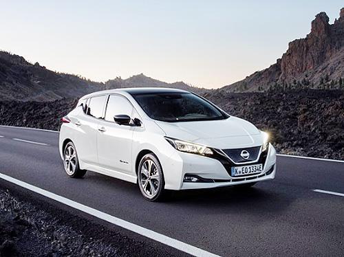 Nissan Leaf будет официально продаваться в Украине - Nissan