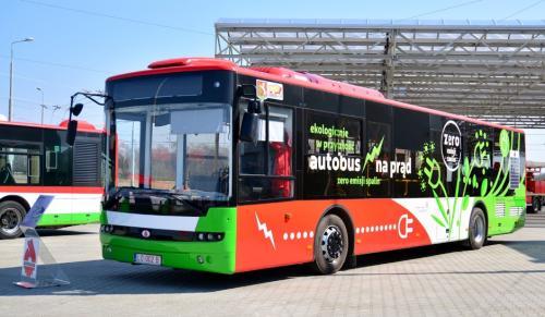 Украина планирует к 2030 году заменить все городские автобусы на электротранспорт - электробус