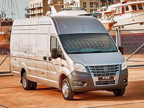 На ГАЗе стартовало производство «больших» фургонов и микроавтобусов ГАЗель NEXT 4.6 - ГАЗ