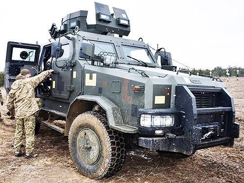 «Козак-2» выдержал испытания под обстрелом и будет поставляться в ВСУ