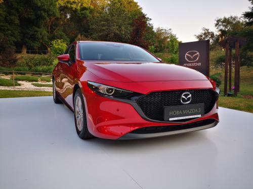 Раскрываем секреты новой Mazda3 - Mazda