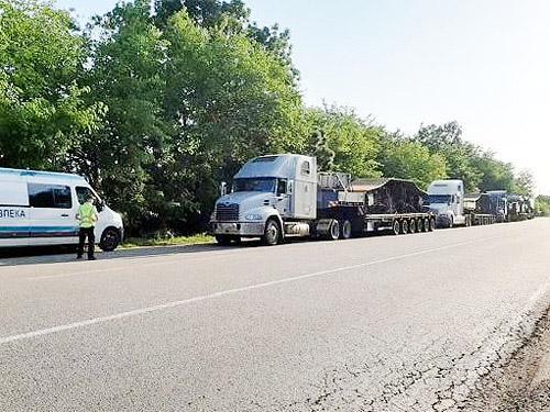 За 9 месяцев в Украине оштрафовано за перегруз 10500 грузовиков