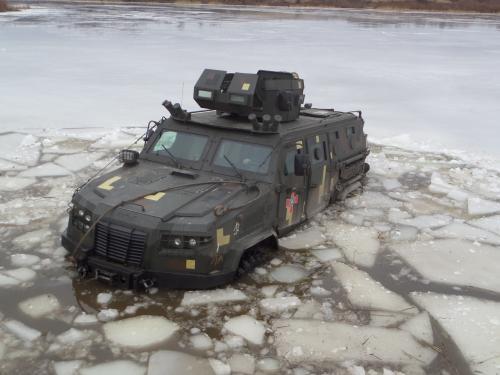 Минобороны запланировало закупку на 2020 год крупной партии бронеавтомобилей Козак-2М1