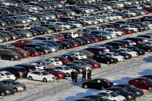 Как «Локдаун выходного дня» в ноябре отразился на продажах автомобилей - продаж