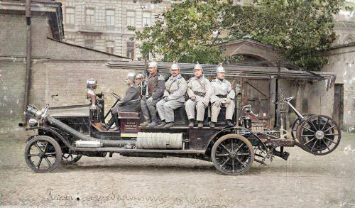 Автоистории Часть 4: Куда девались первые киевские авто после 1917 года