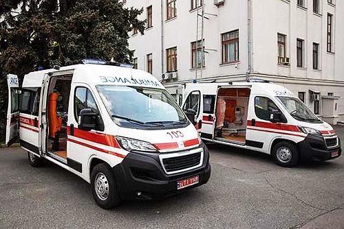 """До конца марта по Украине будут поставлены 416 автомобилей """"скорой"""" помощи на 728 млн. грн."""