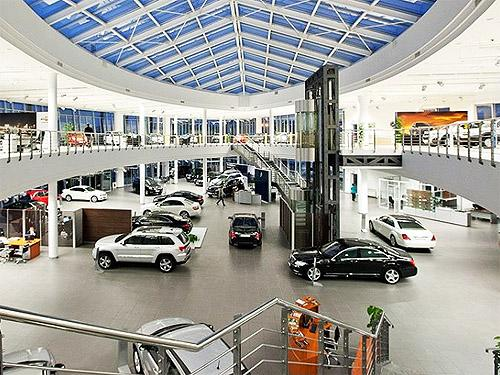 В 2020 году в Украине продавалось 2,1 новых авто на тысячу жителей